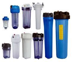 Mains Water Filter Housings