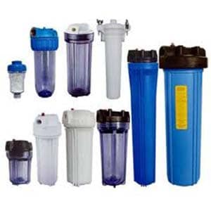 Mains Water Filter Housings